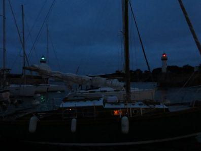 1ère nuit tranquille à Belle-Ile