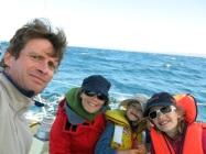 Passage du Cabo Finistere