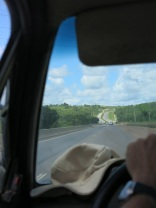 """Sur la route qui nous mène à la """"grange"""""""