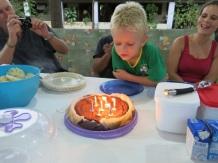 7 bougies