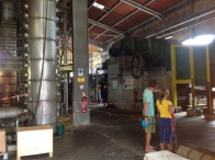 Visite de la distillerie