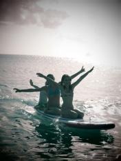 Paddle entre amis !