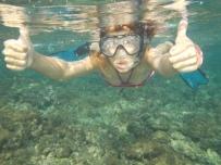 Tout va bien sous l'eau !
