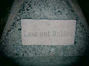 Mémorial réalisé par Laurent Valère