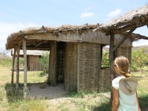 Une maison d'esclave