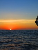 Des soleils sur la mer, tous les soirs...