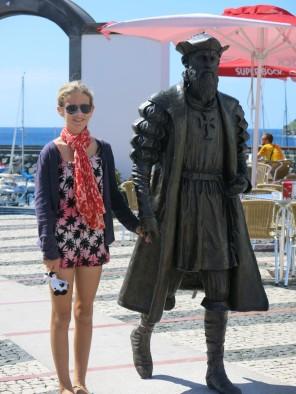 Vasco de Gama emmène Awen... ou l'inverse !